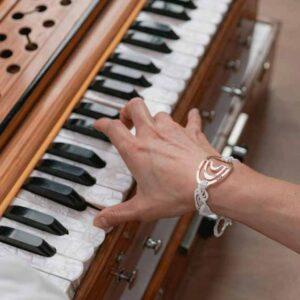 bracelet hono blanc